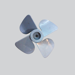 Anti-Clock Cooling Fan Blade