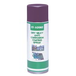 Dry Waxy Anti Corrosion Coating Spray