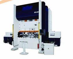 Mechanical Press Machine - Hydraulic Press Machine