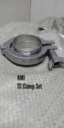 T C Clamp With Feerual