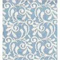 White Rachel Fabric