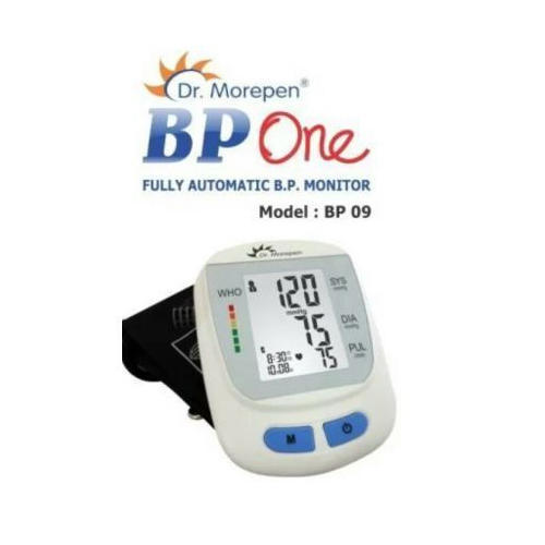 BP 09 Fully Automatic Blood Pressure Monitor