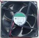 Black Plastic 92mm 12v Fan