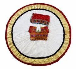 Gujarati Cotton Skirt - Embroidered Blouse Chaniya Choli - Ghagra