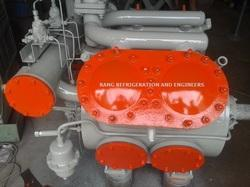 Ammonia Recondition Compressor
