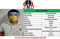 Protective Face Shield (Personal Protective Equipment), Standard