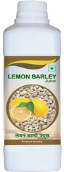 Lemon Barley Juice