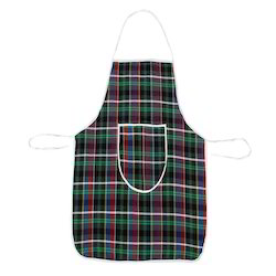 Pattern Cotton Kitchen Apron