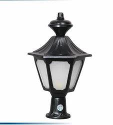 ABD Black GL Supreme Garden Light