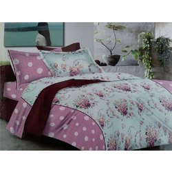 Sig. Miami Designer Cotton Double Bed Sheets