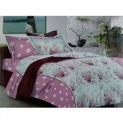 Designer Cotton Double Bed Sheets