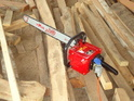 One Man Chain Saw Machines (Three Phase)