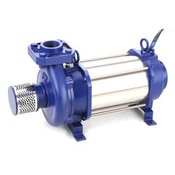 5 hp Single Phase Submersible Pump, Voltage: 220-240 V