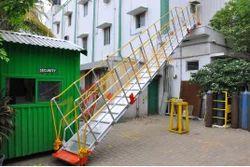 Aluminum Gangway Ladders