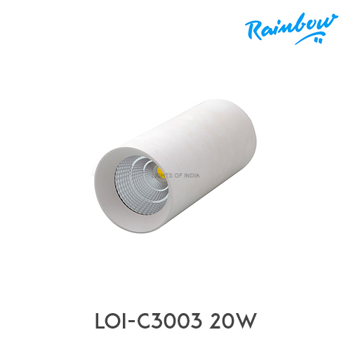 loi- led downlight, C3003 20W