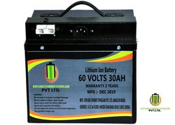 60V 30Ah Lithium Ion Battery for Electric Vehicle
