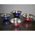 Maple Plain SS Color Bowls Set
