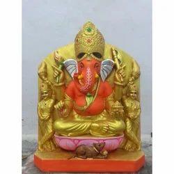Shidhi Vinayak Marble Statue