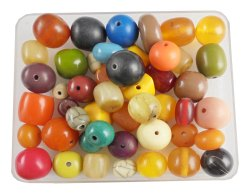 Eshoppee 1kg Resin Beads Chemical Beads
