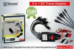 Black DC 5in1 Charger