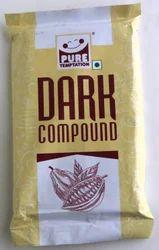 Pure Temptation Dark Chocolate Compound Bar