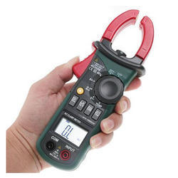 Calibration of Mains Frequency Meters
