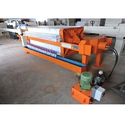 Recessed Plate Filter Press