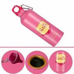 Ducky Steel Water Bottle, Capacity: 500 mL