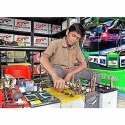 Battery Repairing Service