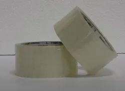 MPK White/Brown Adhesive Cello Tape, for Packaging
