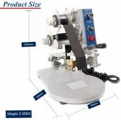 Manual Batch Coding Printing Machine