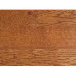 Wooden Solid Flooring, for Indoor, Thickness: 8.33 Mm