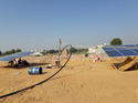 15 HP Shakti Solar Water Pumping System
