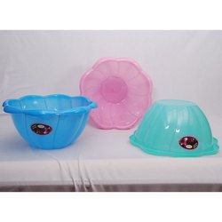 Plastic Household Utility Tubs