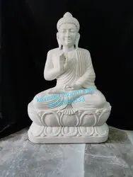 Goda Marble Buddha Statue