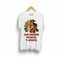 Digital Round Neck T Shirt Printing Services