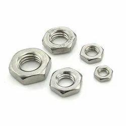 Hexagon Thin Nuts