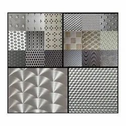 Decorative Designer Stainless Steel Sheets
