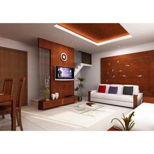 Living Room Interior Design Service In, Interior Decoration For Living Room
