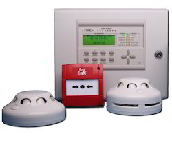 Fire Alarm with PA System