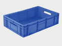 Plastic Storage Crates