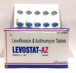 Levofloxacin 250 Mg Azithromycin 250 Mg Tablets