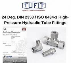 Tufit Stud Straight Coupling