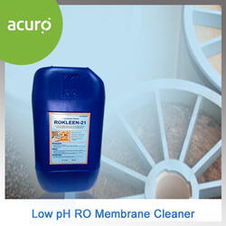 RO Maintainence Chemicals