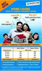 Bank Self Employed Home Loan, in Ahmedabad, 1000000