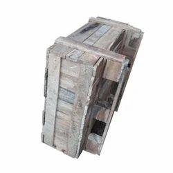 Industrial Wooden Pallet Box