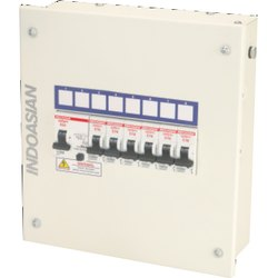 4 Way To 16 Way Single Door SPN Distribution Board