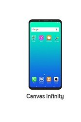 Canvas Infinity, Memory Size: 16GB, Screen Size: 4.5 Inches