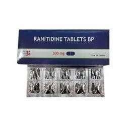 Ranitidine Tablets BP 150mg & 300mg