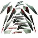 Complete Sticker Kit Karizma R Om Zadon